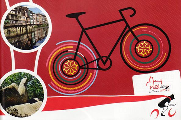 La semaine du cyclotourisme à Albi