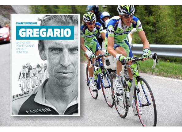 Le vélo côté sport : Charly Wegelius «Gregario» raconte le métier de cycliste professionnel
