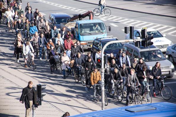 Le classement des villes amies du vélo