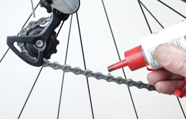 Le bon lubrifiant pour sa chaine de vélo ?