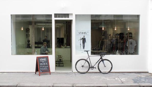 Le café-vélo arrive à Paris