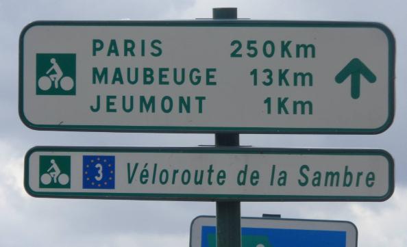 Présentation des 7 EuroVelos en France