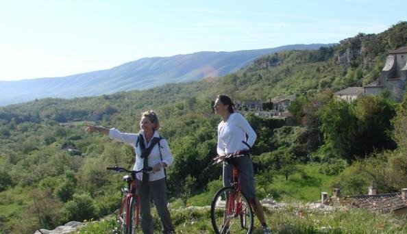Arpentez le Luberon à vélo !