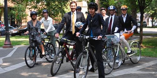 Une flotte de vélos pour les salariés des entreprises?