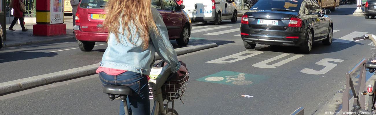 Top 15 des problèmes rencontrés par les cyclistes en ville