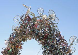 Bike Arch - Mark Grieve et Ilana Spector