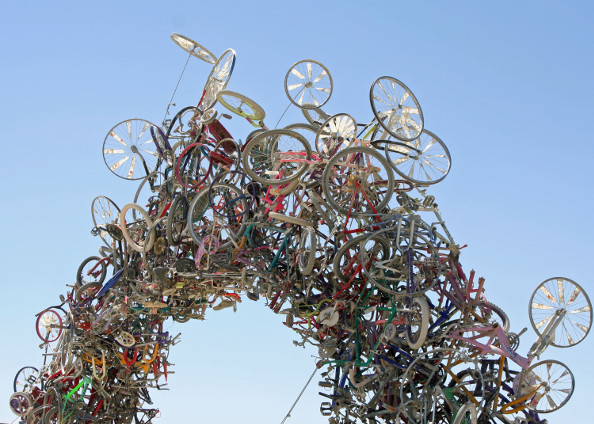 Le vélo en 10 œuvres d'art