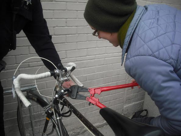 Bordeaux : un site pour retrouver les propriétaires de vélos volés
