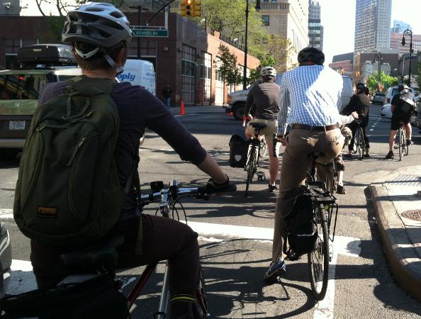 Un maximum de confort pour les vélotafeurs