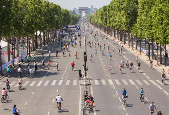 Pas de voiture ce dimanche à Paris !