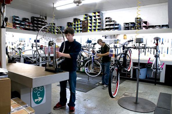 Les rendez-vous récurrents des ateliers vélos