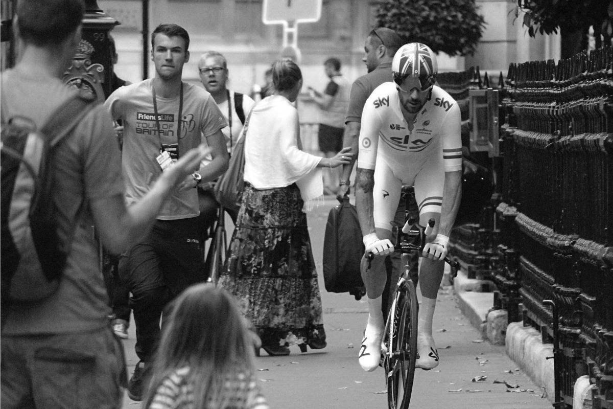 code de la route vélo trottoir