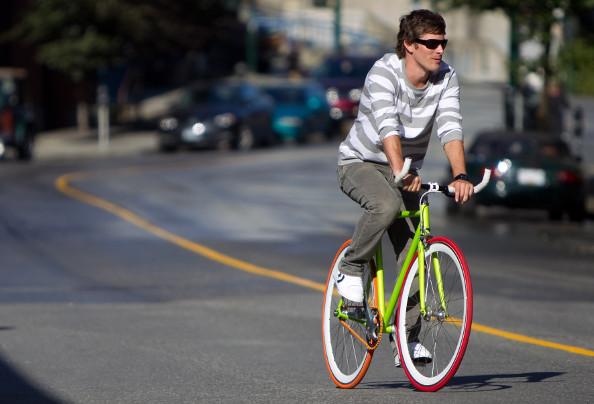 Le vélo fixie dans l'illégalité ?