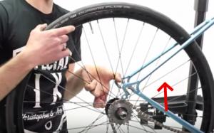 chaîne vélo fixie