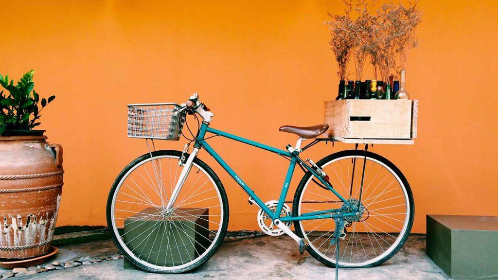 vélo cargo remorque