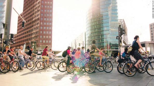 COP21 : les solutions vélo proposées par l'Union Européenne