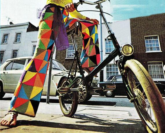 Les mini-vélos pliants vintage et leur équipement