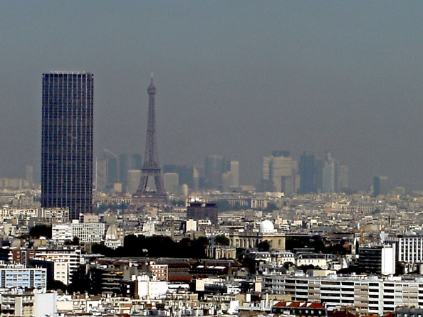 Classement des villes les plus polluées de France