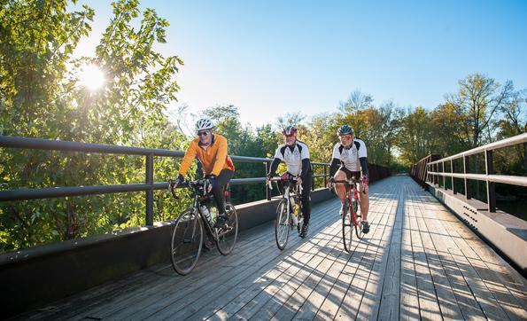 Les cyclistes se mobilisent pour la COP21