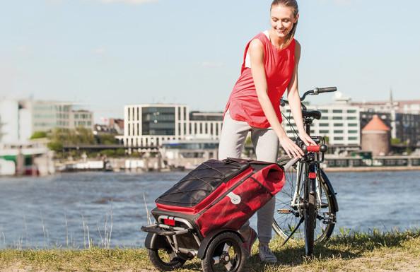 Les nouveaux systèmes de fixation au vélo Andersen