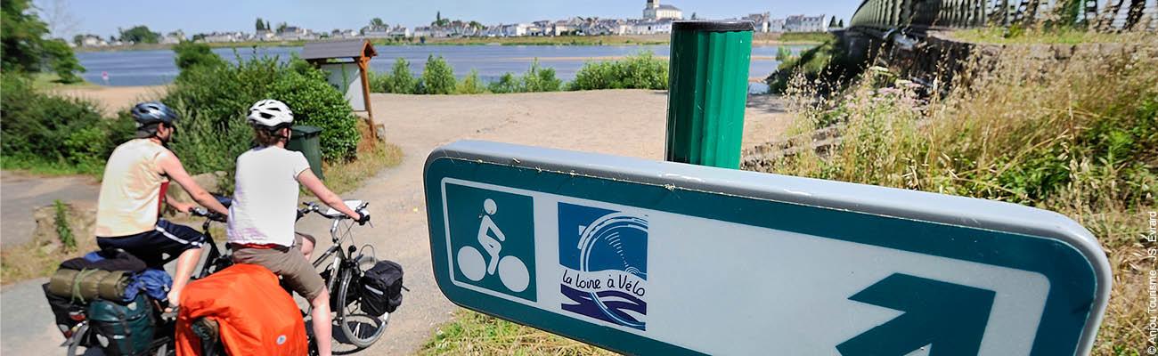 La Loire à Vélo, une rando vélo unique en France