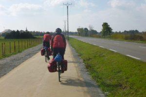 Loire à vélo, parcours