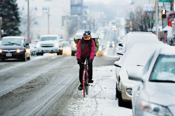 Équiper son vélo pour l'hiver