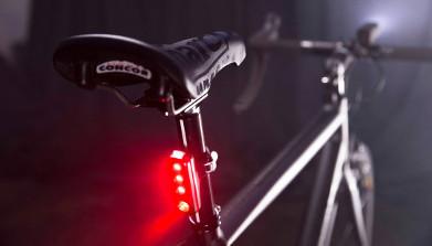 Un vélo bien éclairé