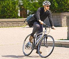 Aller vélo au travail, c'est économique