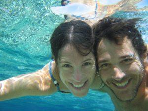 Johanna et Olivier Nobili, les créateurs de Carnets d'Aventures