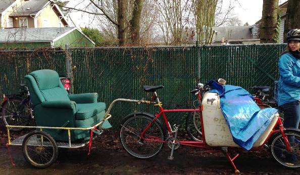 Le déménagement à vélo : un secteur prometteur !