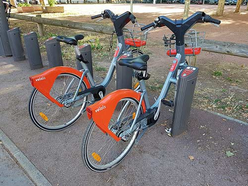 La nouvelle génération de Vélo'v