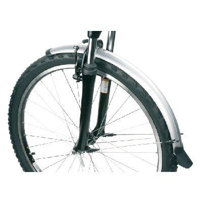 Garde boue sur oeillet de fixation du vélo