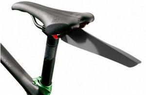 Garde boue vélo à clipser sous la selle