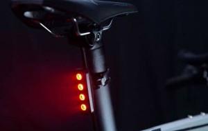 Eclairage arrière LED Blinder Mob 4 eyes - Knog