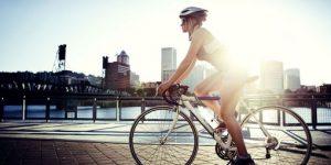 rouler à vélo sur pavé
