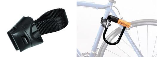 lowest discount best cheap great look Transporter vos fixations pour antivol vélo en toute facilité