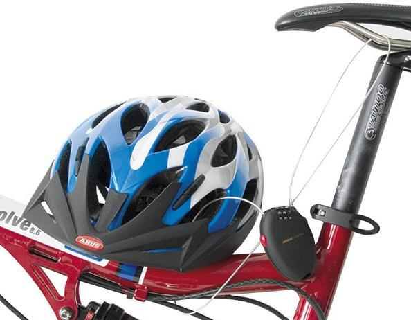 Comment sécuriser roues, selle et casque de vélo