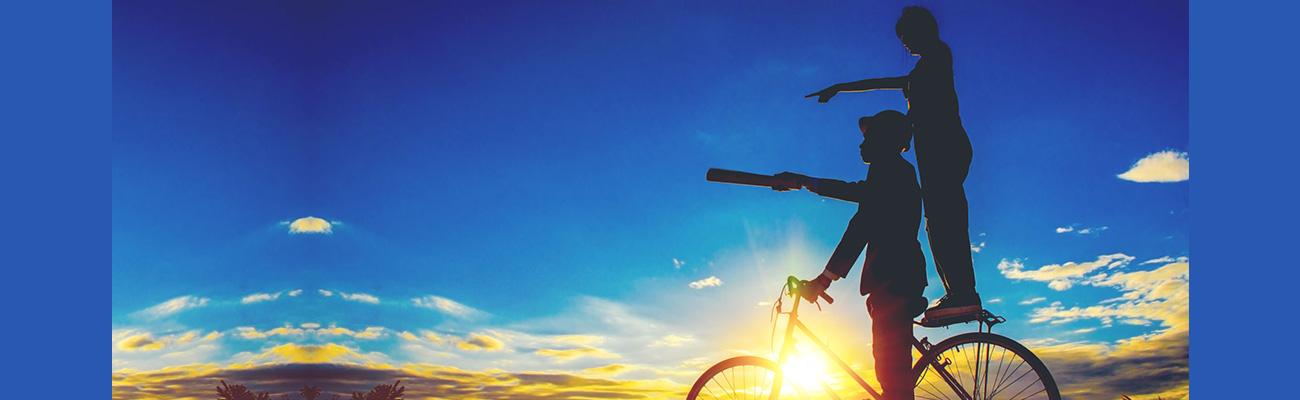 Des parcours romantiques à vélo