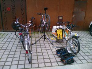 la clef a cyclette