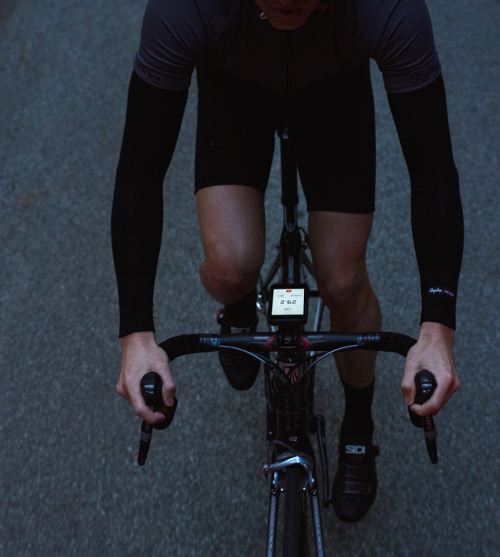 Strava à vélo