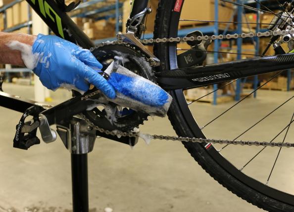 Bien nettoyer son vélo