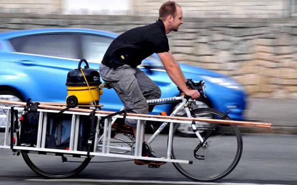 Toutes les professions se mettent au vélo