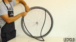 monter pneu difficile jante tubetype