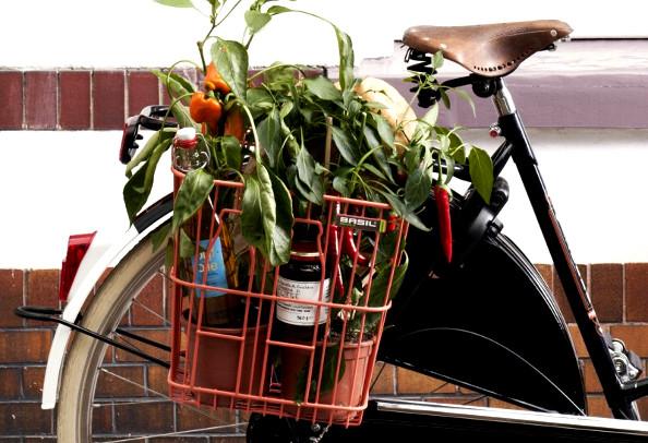Monter un panier sur son vélo : les multiples possibilités