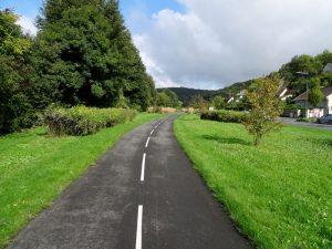 piste cyclale modèle