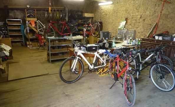 Cyclo P'tits Soins : «le médecin de votre vélo»