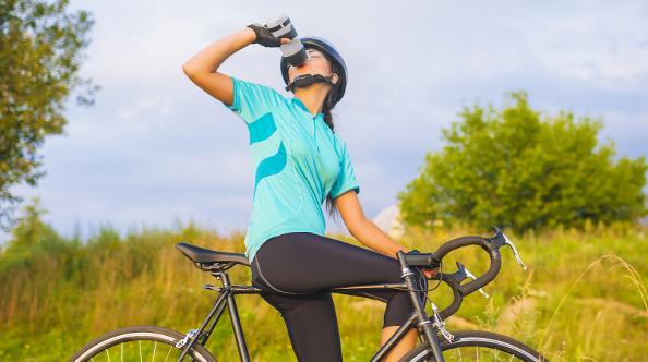 Comment nettoyer un bidon de vélo ?