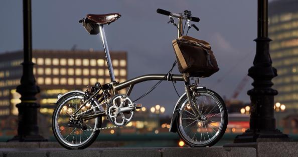 Le phénomène des vélos Brompton