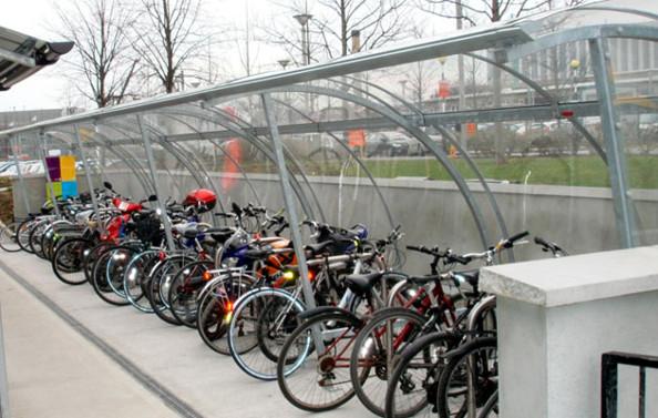 Pourquoi il est important de favoriser le stationnement des cyclistes